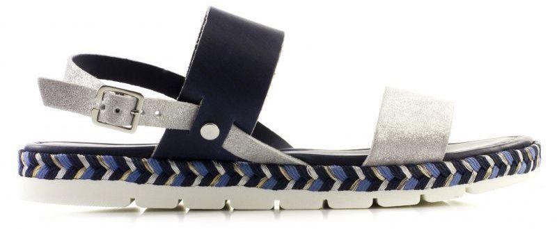 Сандалии для женщин Marco Tozzi 28139-28-890 navy comb брендовая обувь, 2017