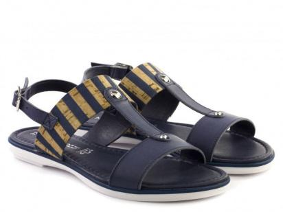 Сандалии для женщин Marco Tozzi 28132-28-890 navy comb модная обувь, 2017