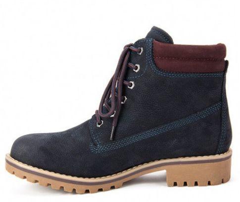 Ботинки женские Marco Tozzi 3H127 размеры обуви, 2017