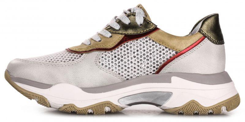 Кросівки  жіночі Marco Tozzi 2-2-23746-22-197 WHITE COMB дивитися, 2017