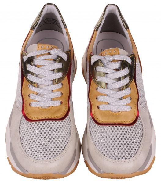 Кросівки  жіночі Marco Tozzi 2-2-23746-22-197 WHITE COMB розмірна сітка взуття, 2017