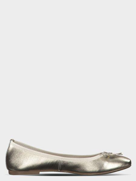 Балетки женские Marco Tozzi 3H139 размерная сетка обуви, 2017