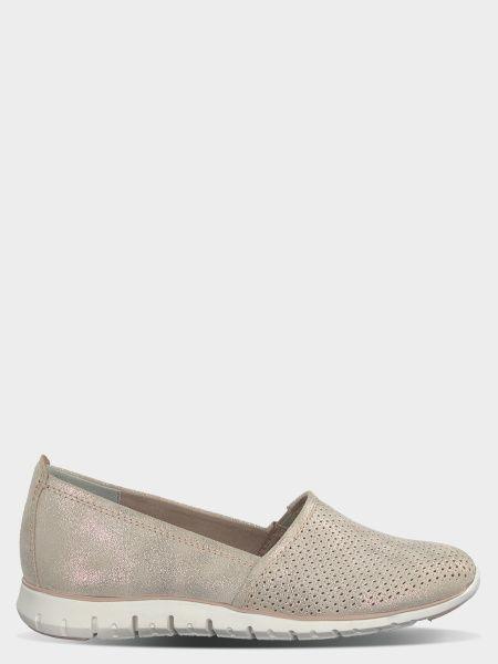 Cлипоны женские Marco Tozzi 3H144 размерная сетка обуви, 2017