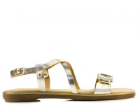 Сандалии для женщин Marco Tozzi 28141-28-957 platinum модная обувь, 2017