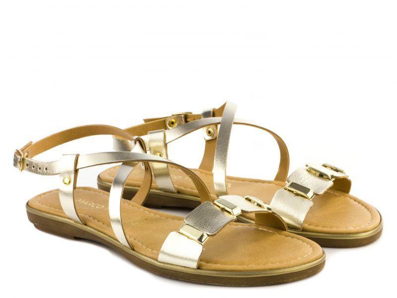 Сандалии для женщин Marco Tozzi 28141-28-957 platinum купить в Интертоп, 2017