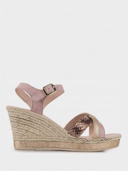 Босоніжки  жіночі Marco Tozzi 28346-22-596 ROSE COMB ціна взуття, 2017