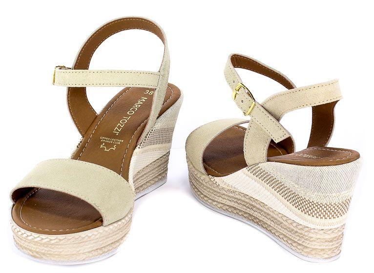 Босоножки для женщин Marco Tozzi 3H159 брендовая обувь, 2017