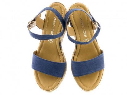 Босоножки для женщин Marco Tozzi 28360-28-802 denim брендовая обувь, 2017