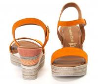 Босоніжки  жіночі Marco Tozzi 28347-22-606 ORANGE ціна взуття, 2017