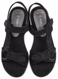Сандалии для женщин Marco Tozzi 3H168 брендовая обувь, 2017