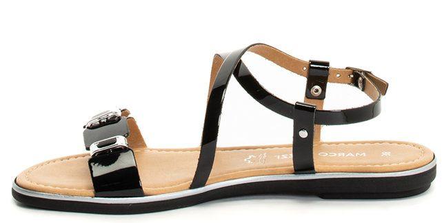 Сандалі  жіночі Marco Tozzi 28140-22-018 BLACK PATENT модне взуття, 2017