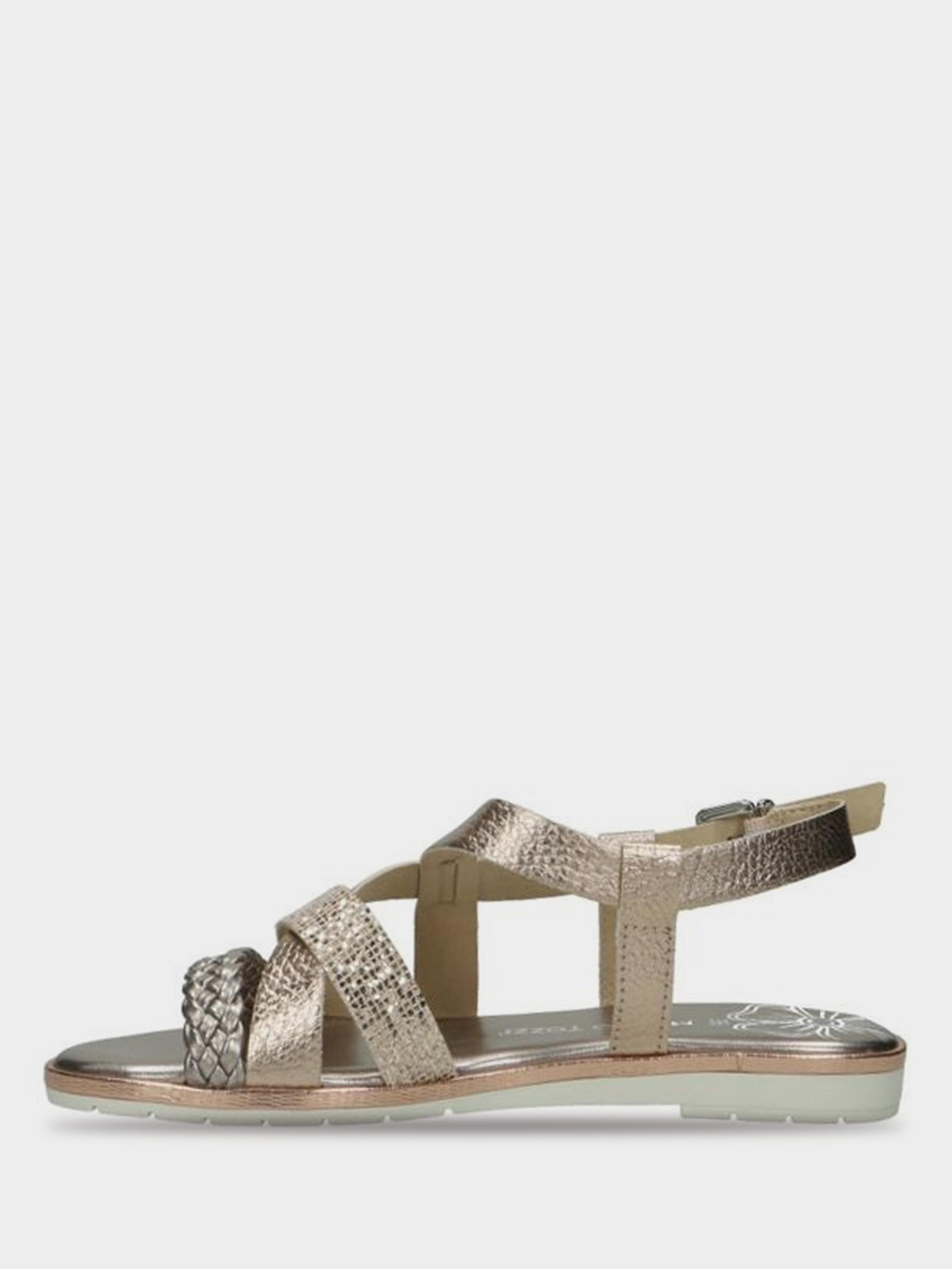 Сандалии для женщин Marco Tozzi 3H175 модная обувь, 2017