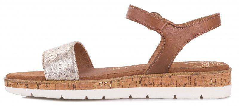 Сандалии для женщин Marco Tozzi 3H177 модная обувь, 2017