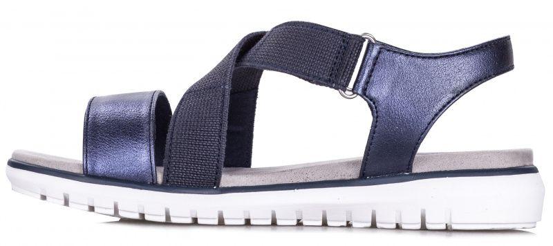 Сандалии для женщин Marco Tozzi 3H179 модная обувь, 2017