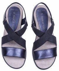 Сандалии для женщин Marco Tozzi 3H179 брендовая обувь, 2017