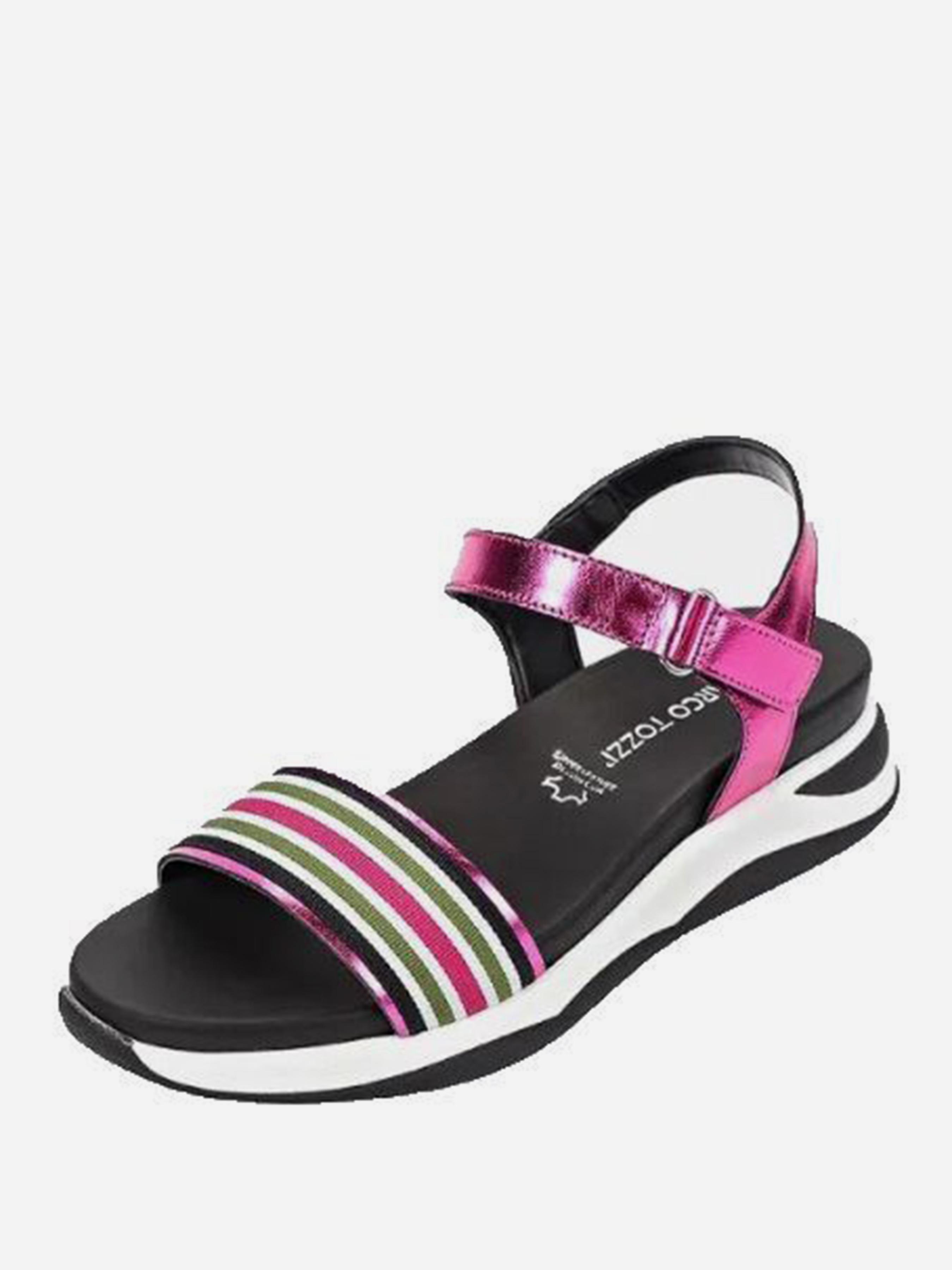 Босоножки для женщин Marco Tozzi 3H185 брендовая обувь, 2017