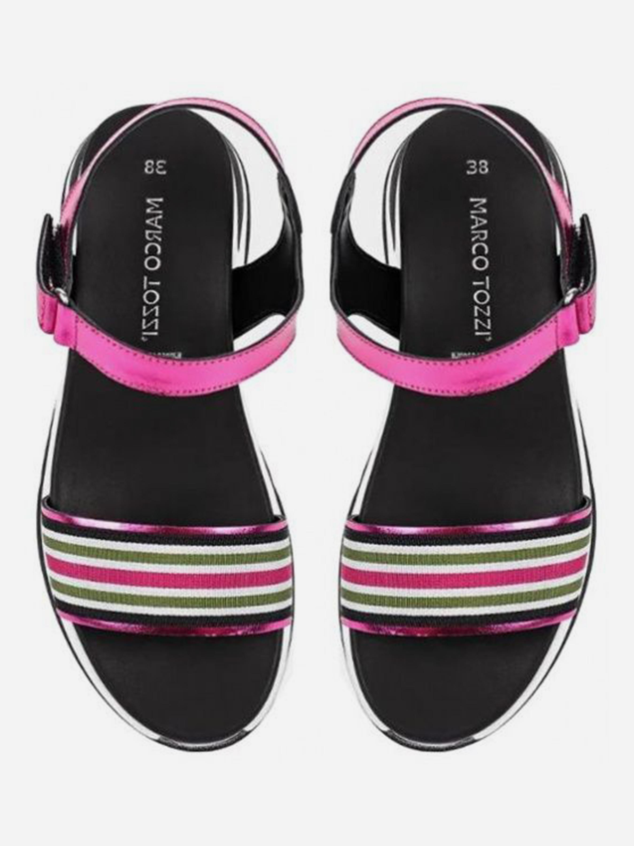 Босоножки для женщин Marco Tozzi 3H185 размеры обуви, 2017