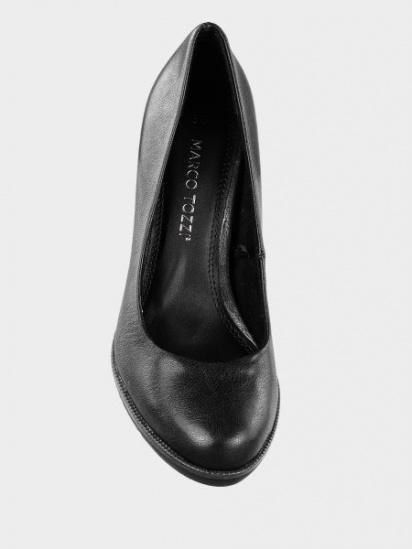 Туфлі Marco Tozzi модель 22404-23-002 BLACK ANTIC — фото 4 - INTERTOP