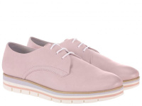 Полуботинки для женщин Marco Tozzi 23209-28-521 rose цена обуви, 2017