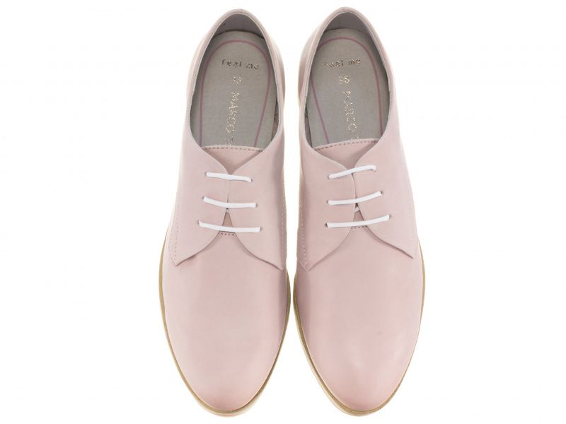 Полуботинки для женщин Marco Tozzi 23209-28-521 rose модная обувь, 2017