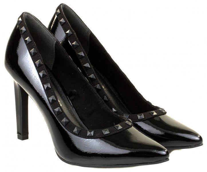 Туфлі  для жінок Marco Tozzi 22449-29-059 BLACK PAT.COMB дивитися, 2017