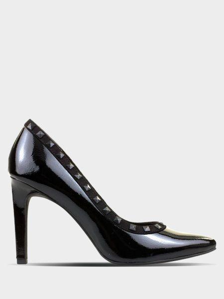 Туфлі  для жінок Marco Tozzi 22449-29-059 BLACK PAT.COMB фото, купити, 2017