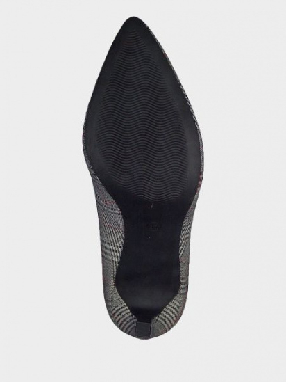 Туфлі човники Marco Tozzi модель 22436-23-920 GLENCHECK — фото 3 - INTERTOP