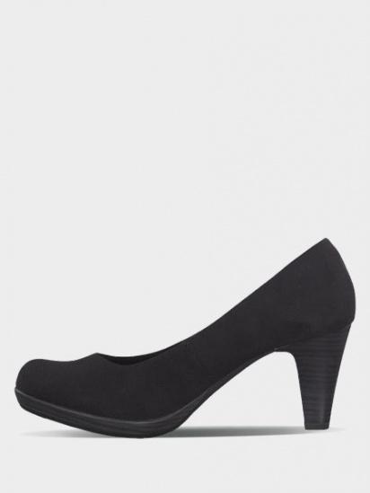 Туфлі Marco Tozzi модель 22411-33-001 BLACK — фото 2 - INTERTOP