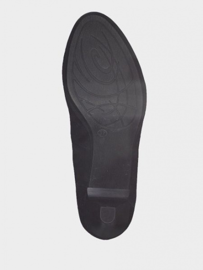 Туфлі Marco Tozzi модель 22411-33-001 BLACK — фото 3 - INTERTOP
