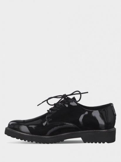 Туфлі Marco Tozzi модель 23712-33-029 BLACK MET. PAT — фото 2 - INTERTOP