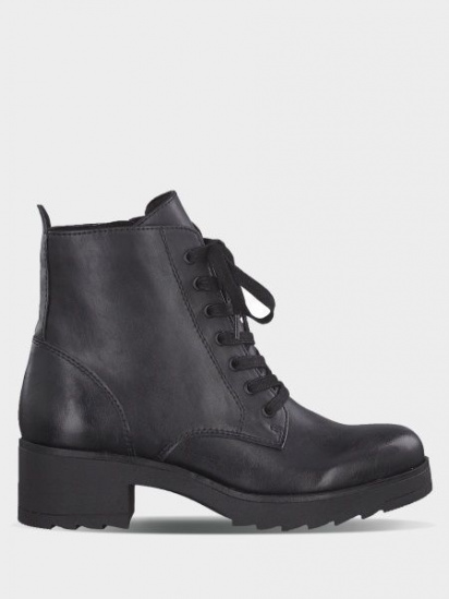 Черевики Marco Tozzi модель 25262-33-002 BLACK ANTIC — фото - INTERTOP