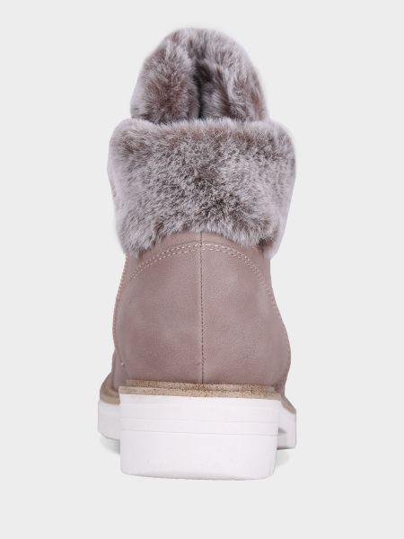 Ботинки для женщин Marco Tozzi 3H235 модная обувь, 2017