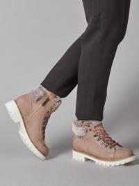 Ботинки для женщин Marco Tozzi 3H235 брендовая обувь, 2017