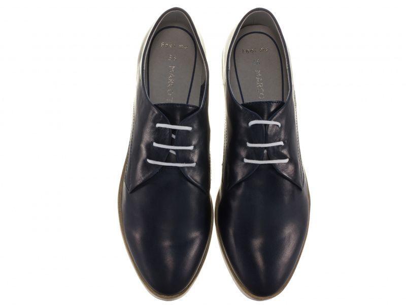 Полуботинки для женщин Marco Tozzi 23209-28-805 navy модная обувь, 2017