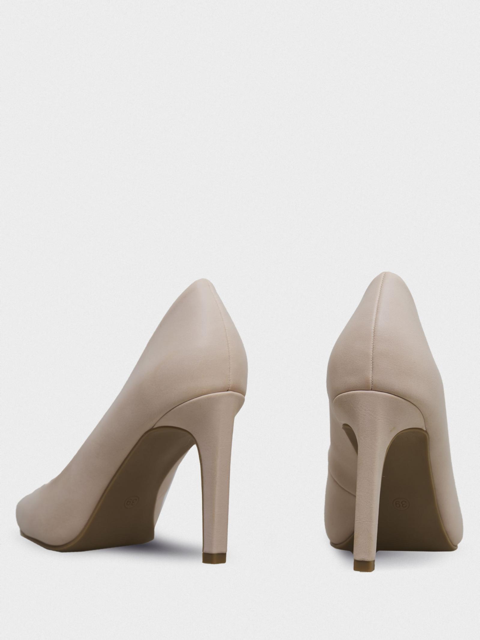 Туфли женские Marco Tozzi 3H307 размерная сетка обуви, 2017