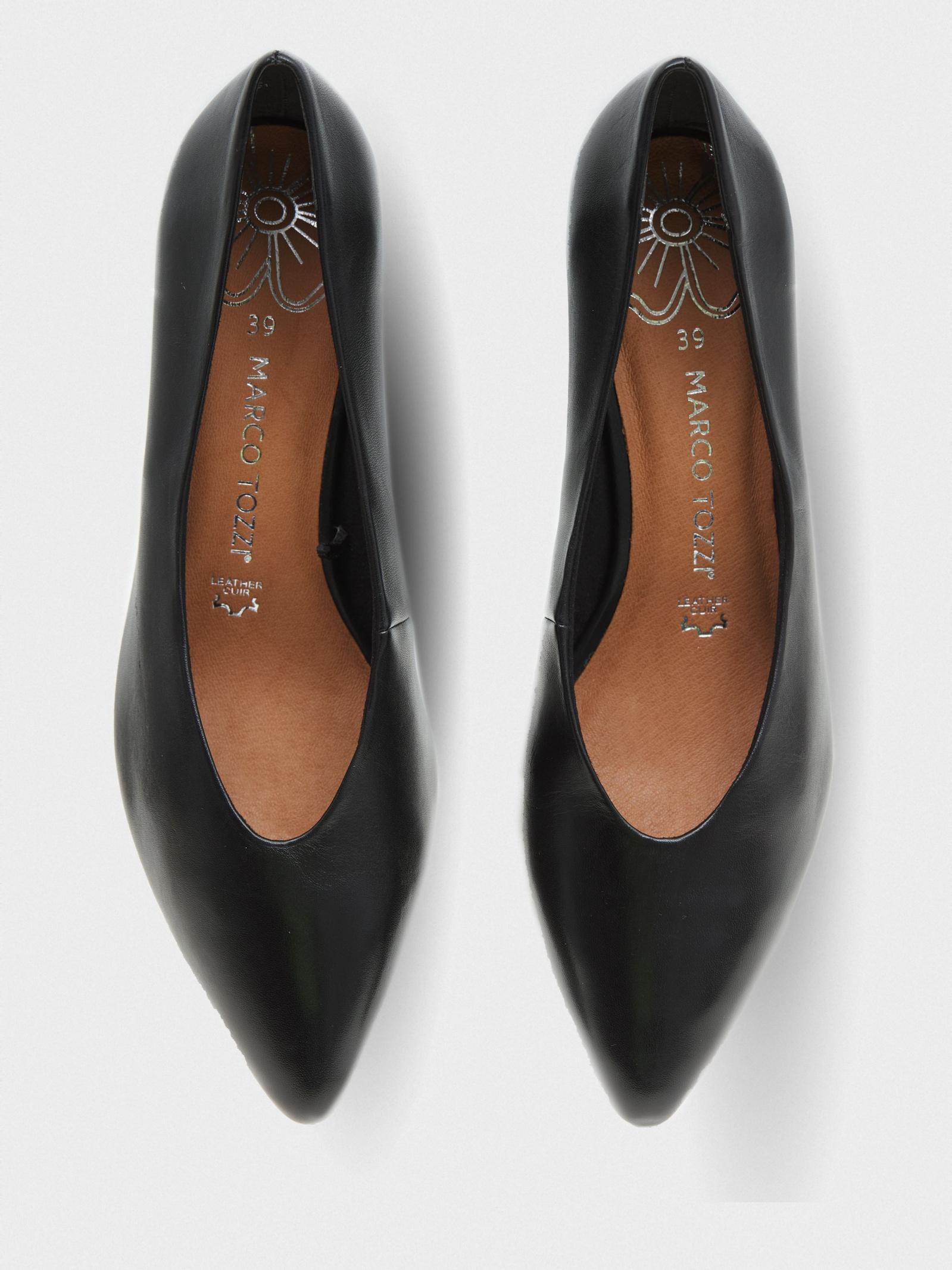 Туфли женские Marco Tozzi 3H310 размерная сетка обуви, 2017