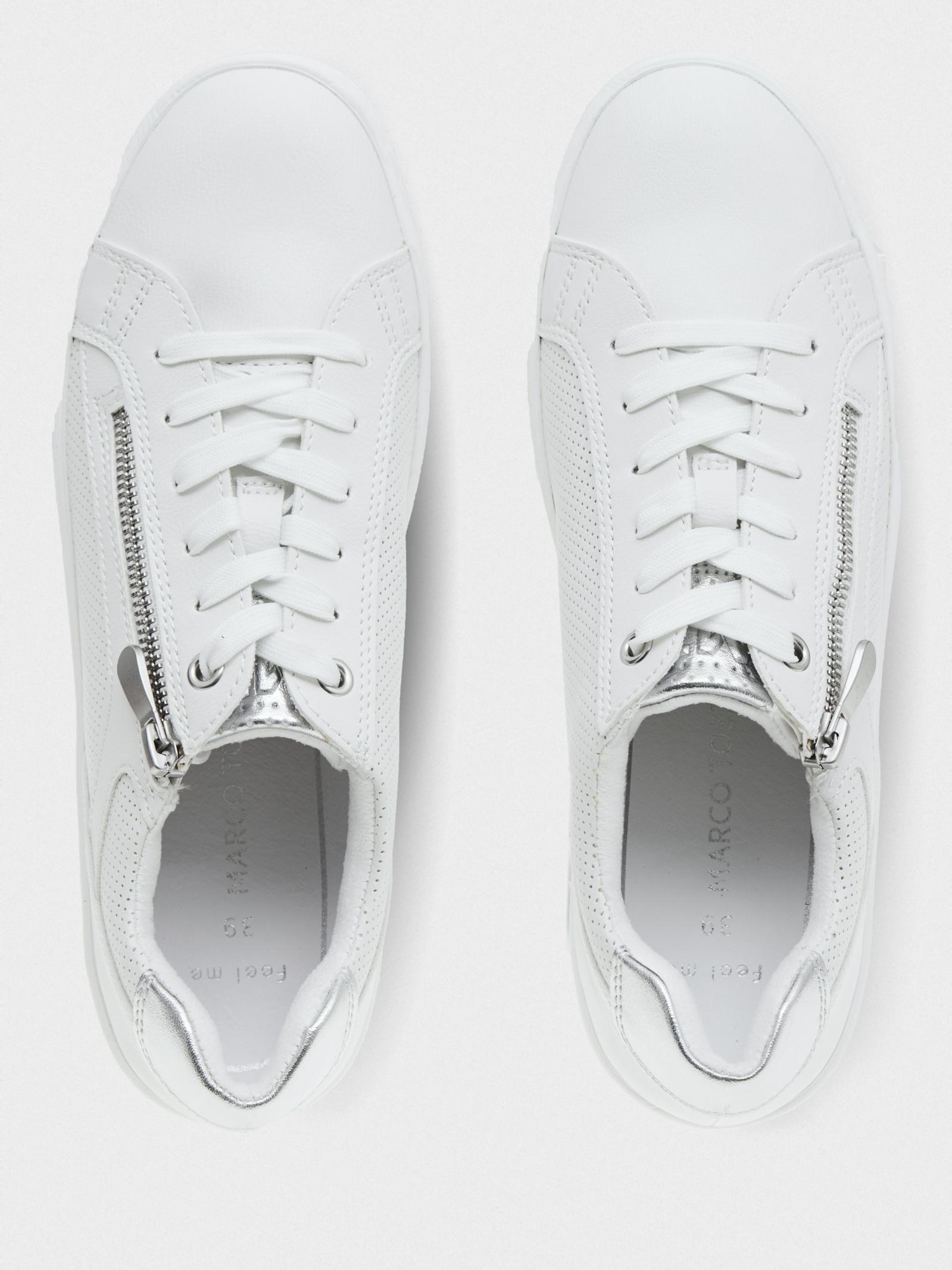 Кеды женские Marco Tozzi 3H313 размерная сетка обуви, 2017