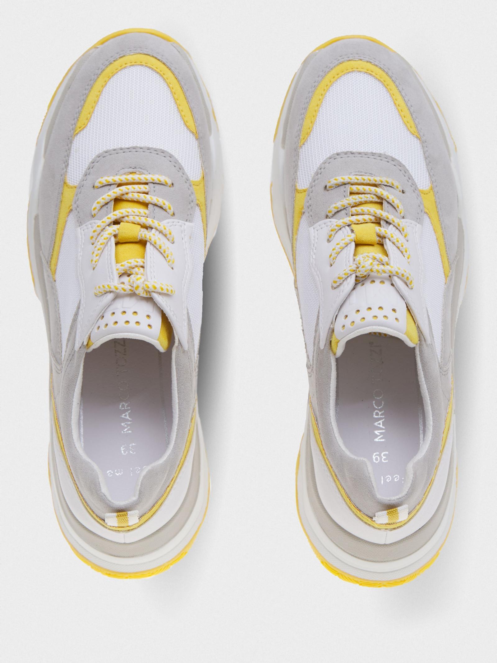 Кроссовки женские Marco Tozzi 3H317 модная обувь, 2017