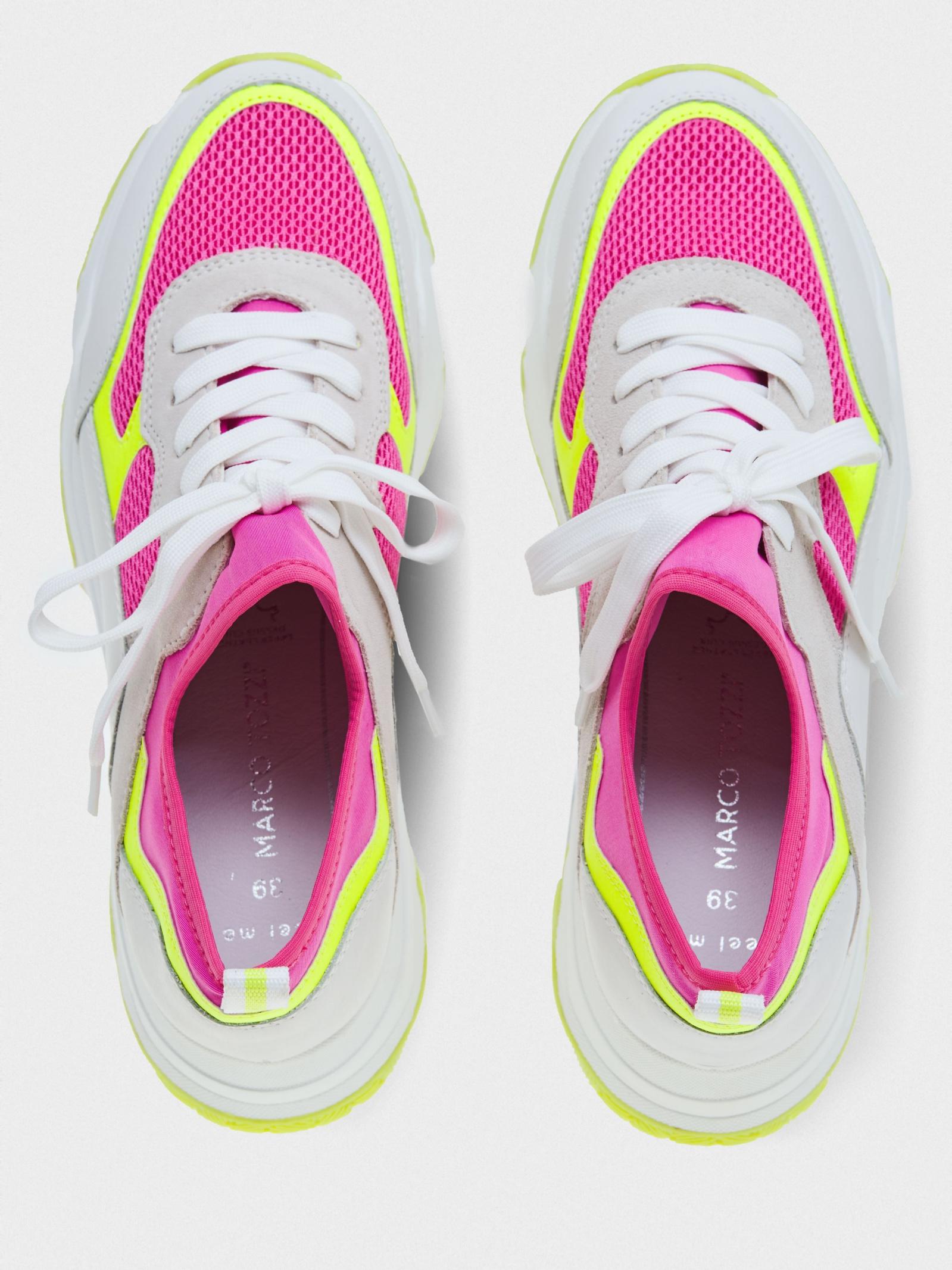Кроссовки женские Marco Tozzi 3H320 модная обувь, 2017