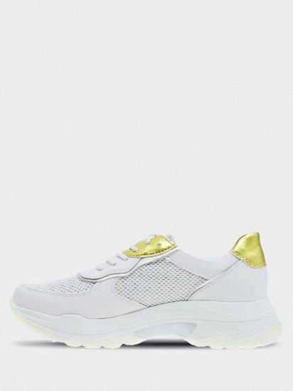 Кросівки fashion Marco Tozzi модель 23758-24-191 WHITE/SILVER — фото 2 - INTERTOP