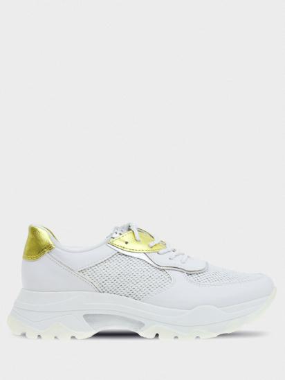 Кросівки fashion Marco Tozzi модель 23758-24-191 WHITE/SILVER — фото - INTERTOP