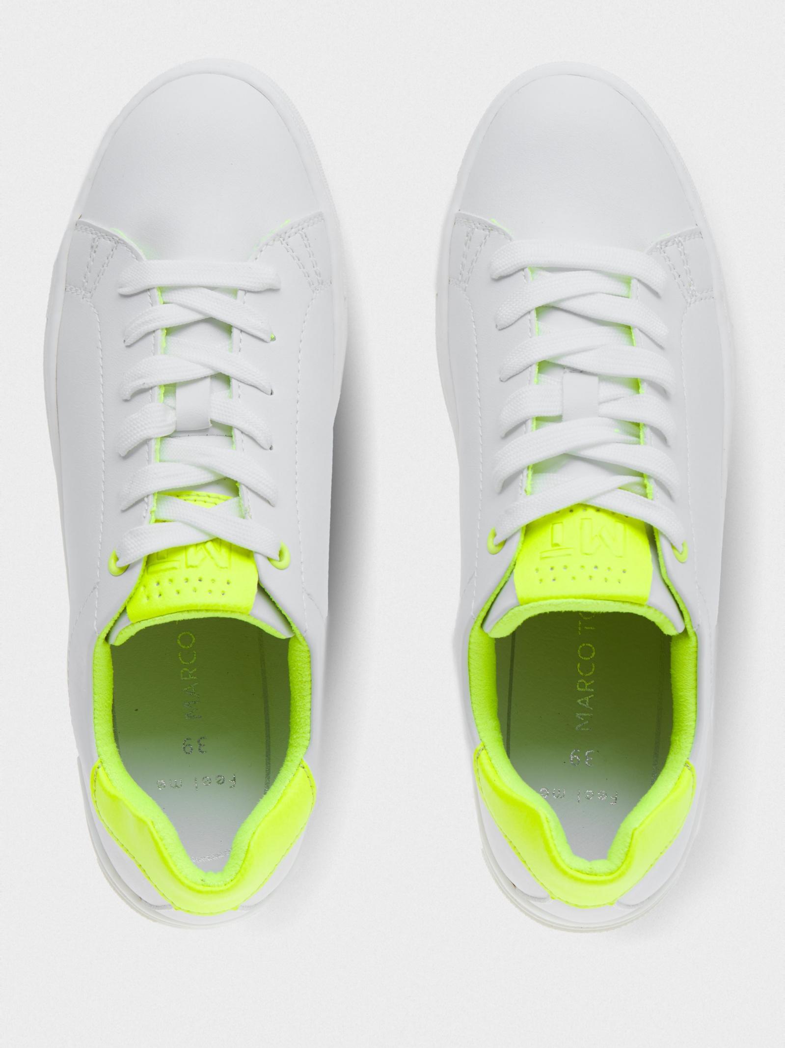 Кеды женские Marco Tozzi 3H351 размерная сетка обуви, 2017