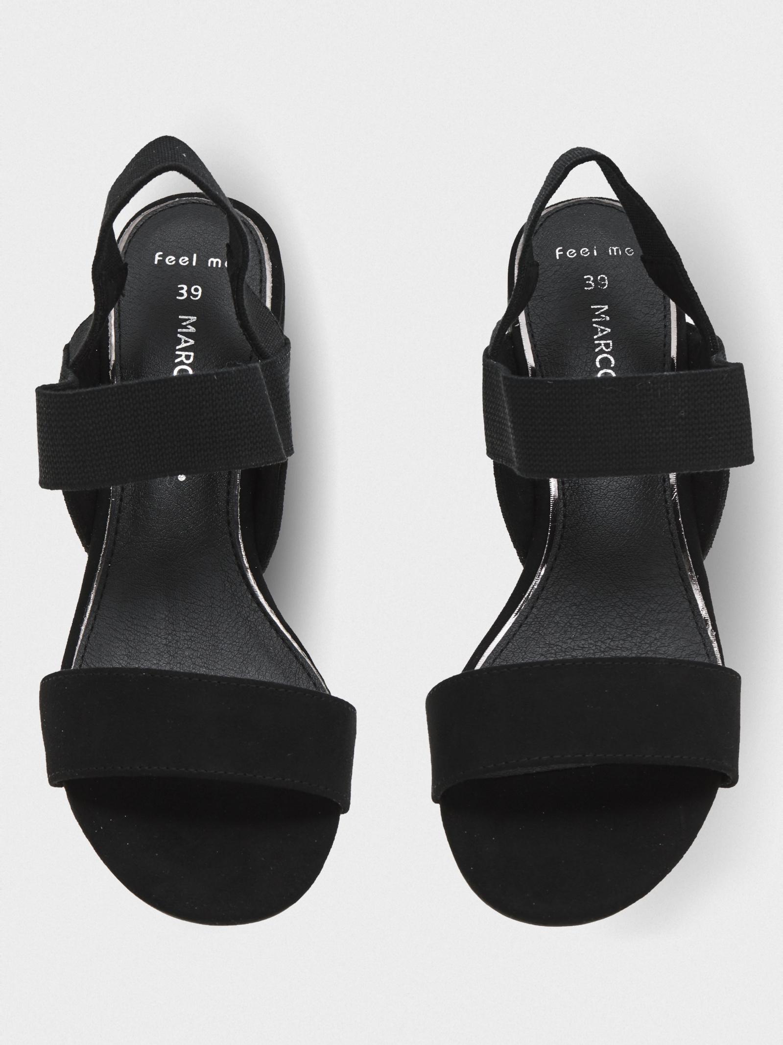 Босоножки женские Marco Tozzi 3H364 модная обувь, 2017