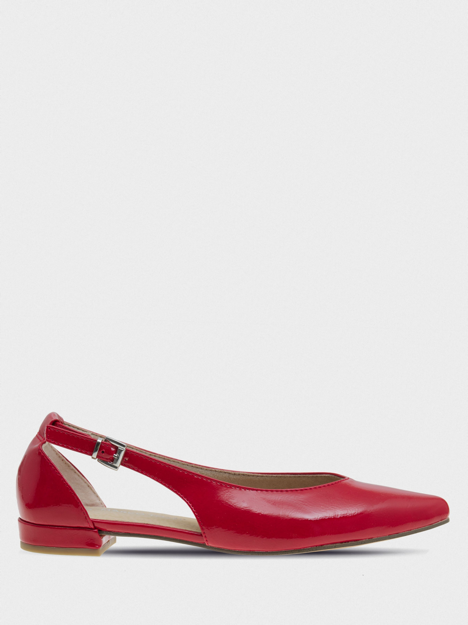 Балетки женские Marco Tozzi 3H382 размерная сетка обуви, 2017