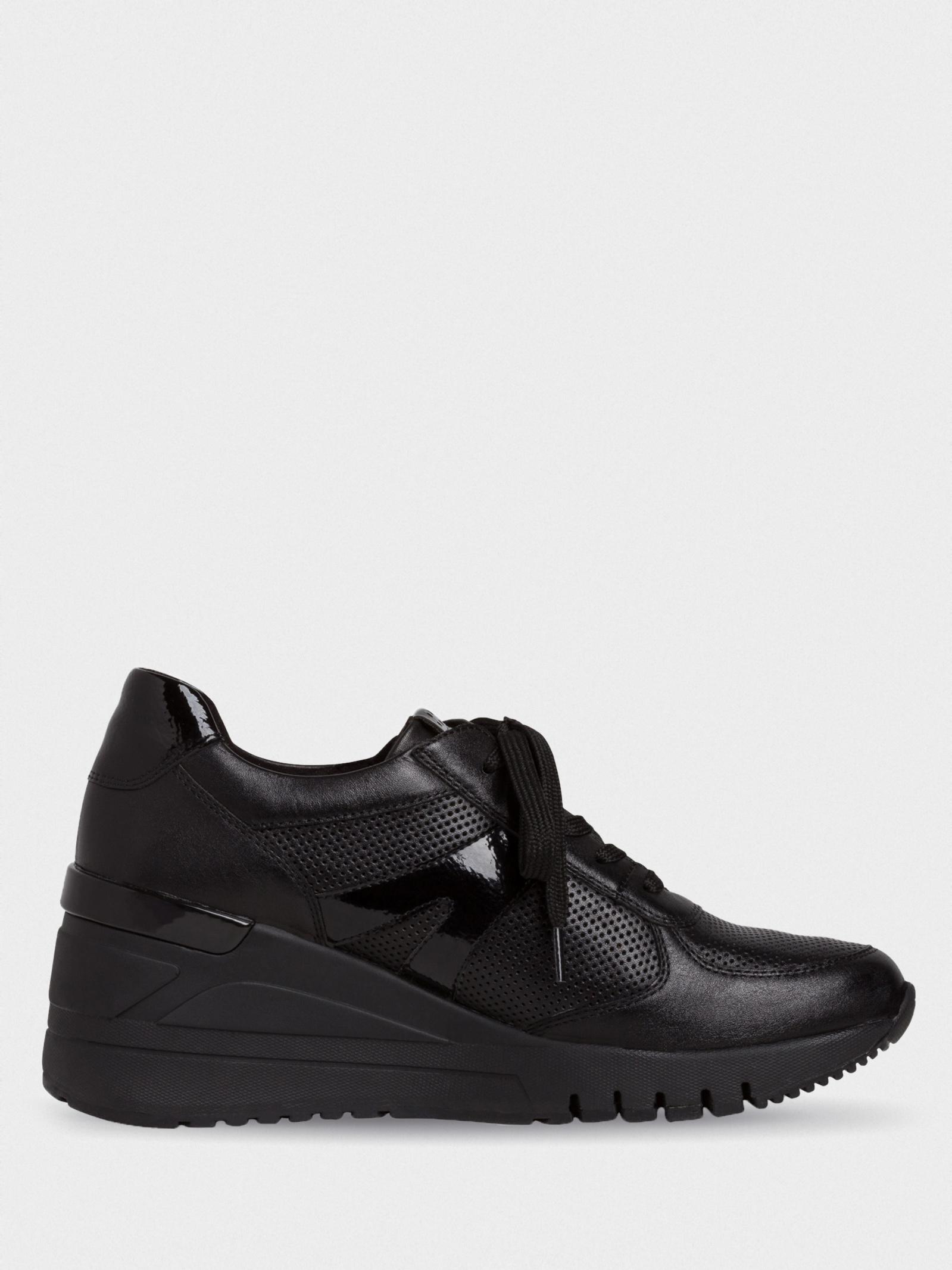 Кросівки жіночі Marco Tozzi 2-2-23501-25 098  BLACK COMB - фото