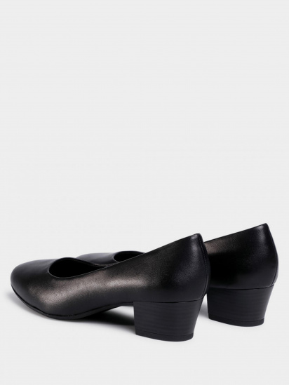Туфлі Marco Tozzi модель 2-2-22306-35 002 BLACK ANTIC — фото 2 - INTERTOP