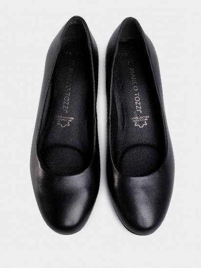 Туфлі Marco Tozzi модель 2-2-22306-35 002 BLACK ANTIC — фото 4 - INTERTOP