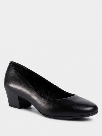 Туфлі Marco Tozzi модель 2-2-22306-35 002 BLACK ANTIC — фото 5 - INTERTOP