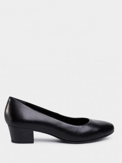Туфлі Marco Tozzi модель 2-2-22306-35 002 BLACK ANTIC — фото - INTERTOP