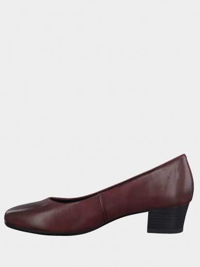 Туфлі Marco Tozzi модель 2-2-22306-35 507 BORDEAUX ANT. — фото 2 - INTERTOP